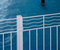 Installation d'une clôture de protection pour piscine privée ou publique