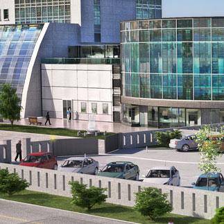 Installation, réparation et dépannage de portails et portes de parking pour les collectivités, les professionnels